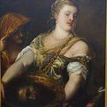 絵画鑑賞 超初心者のティツィアーノ「洗礼者ヨハネの首を持つサロメ」入門