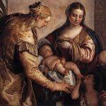 絵画鑑賞 超初心者のヴェロネーゼ「聖家族と聖バルバラ、幼い洗礼者聖ヨハネ」入門