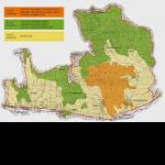ソアーヴェ クラシコ(Soave Classico)地区の地図と場所