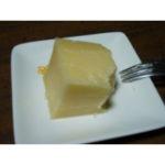 イタリアのナチュラルチーズ モンタジオを食べました