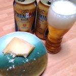 イタリアのシチリアで造られているDOPチーズのラグザーノを食べました。